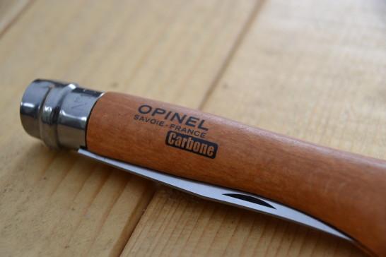 Opinel オピネル 10 キャンプ ナイフ