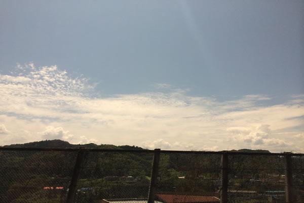 富士登山 高知
