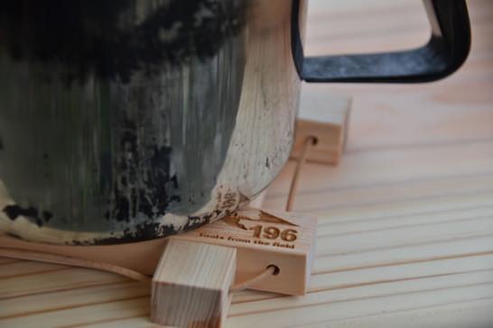 鍋敷き ダッチオーブン キャンプ