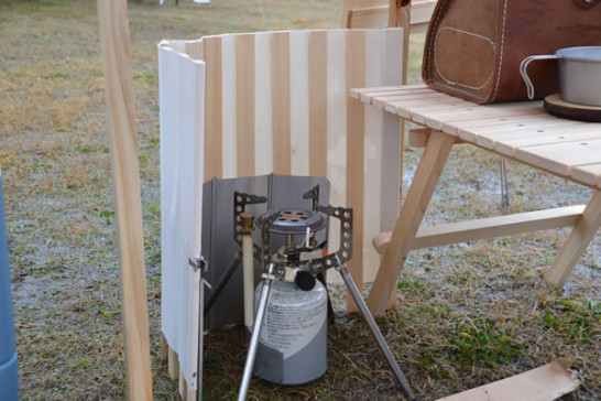 木製 風防