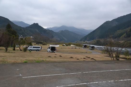キャンプ 高知 四万十 ふるさと交流センター