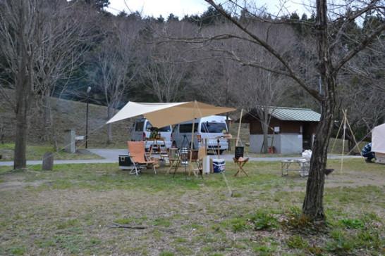 キャンプ BAR バー カウンター コットンタープ