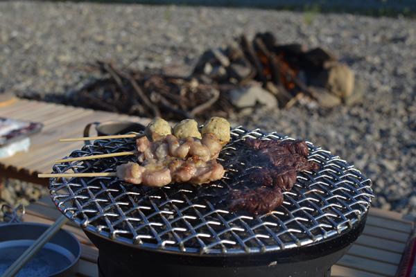 高知 キャンプ 宴会