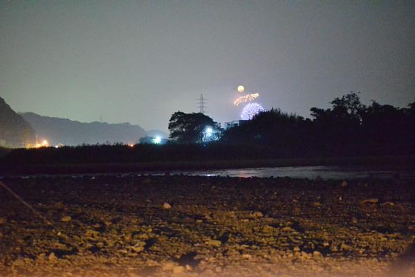 高知 キャンプ 新荘川