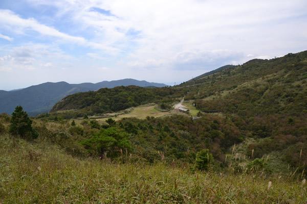 高知 キャンプ場 梶ヶ森