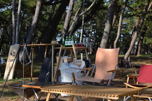 高知 キャンプ 196 千松公園 キャンプ場