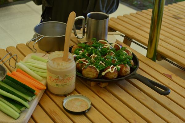 高知 キャンプ 料理