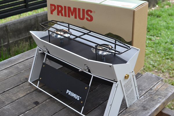 イワタニ PRIMUS オンジャ ONJA  ツーバーナー ガスバーナー キャンプ