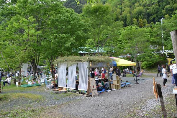 196 キャンプ 高知 グリーンパークほどの en 灯りと自然と音楽と