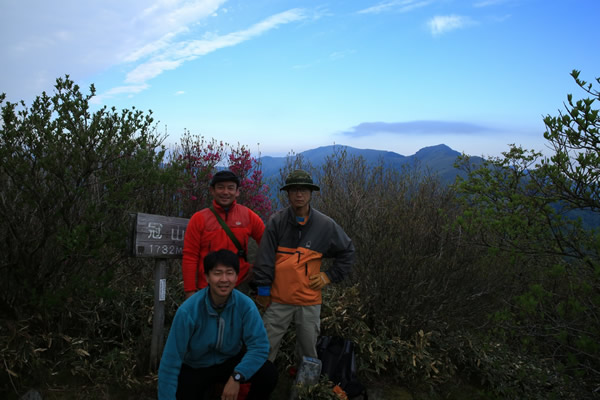 四国 高知 登山 平家平 冠山 テント泊 キャンプ 196