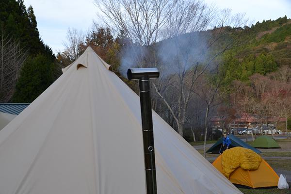キャンプ コットンテント ベルテント シブレー シブレー500 スタンダード 薪ストーブ
