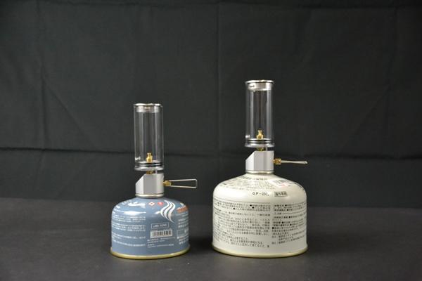 コールマン ルミエール ランタン スノーピーク リトルランプ ノクターン 比較 収納