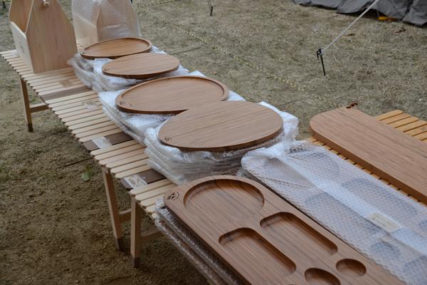 キャンプ 木製 ウッド 196