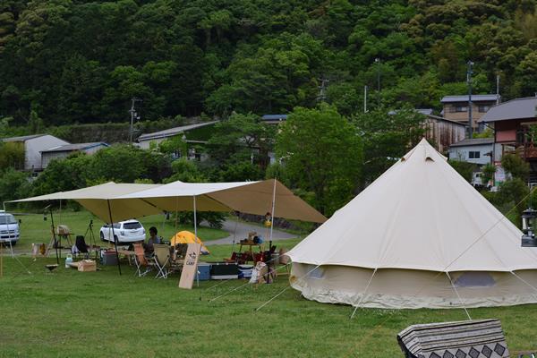高知 キャンプ 四万十 四万十川 ふるさと交流センター