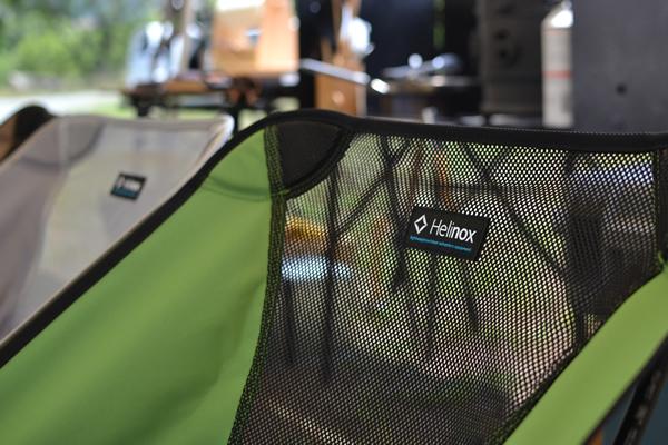 キャンプ 椅子 イス チェア ロースタイル 軽量 コンパクト ヘリノックス チェアワン