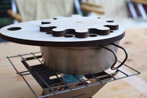 アナルコカップ アナルコボウル 蓋 フタ リッド lid 飯盒 米焚き