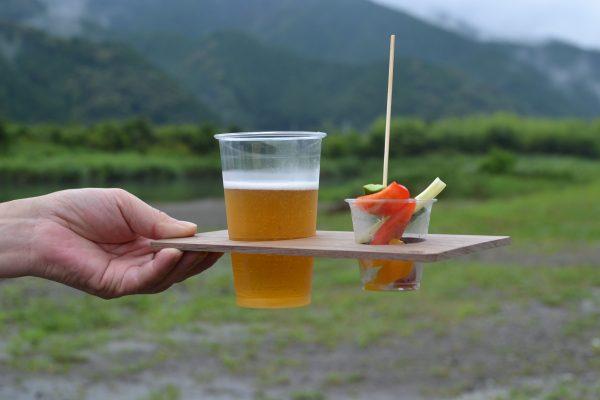 キャンプ インスタ映え 料理 グランピング ギャザリング 196 ピンチョス ピクルス