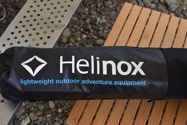 ヘリノックス コットワン 夏 キャンプ 快適 涼しい 暑さ 対策