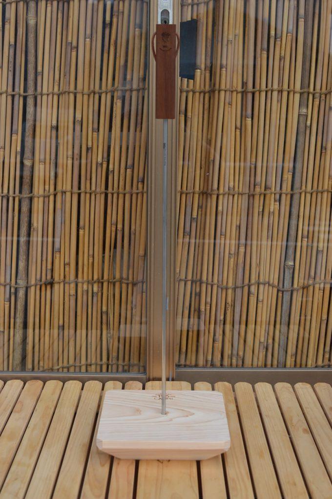 木製 ひのき シュラスコ台 シュラスコスタンド シュラスコパン