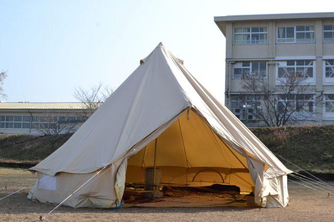キャンプ ベルテント ノルディスク ユドン