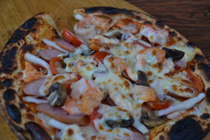キャンプ ピザ ピザ窯 ピザ焼き 体験