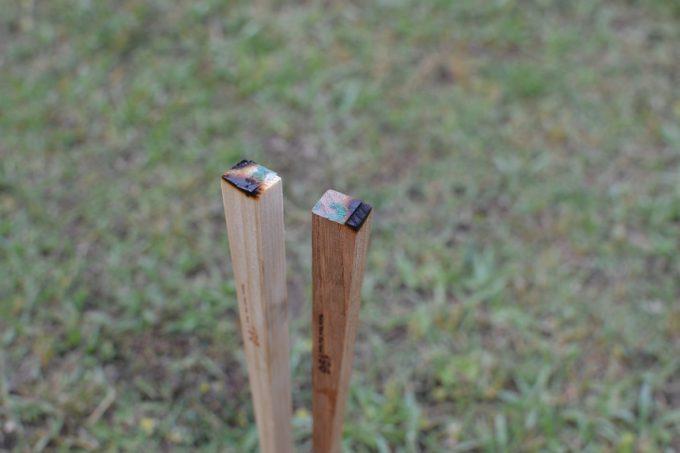 キャンプ 蚊取り線香 モスキートコイル スタンド フラッグ