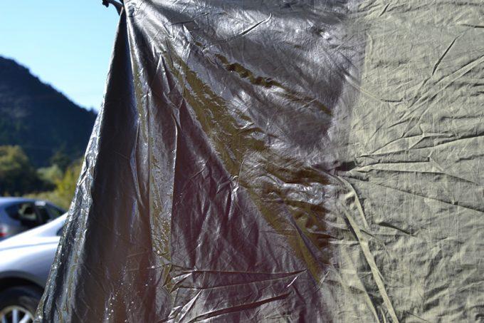 テント 防水 TEMUPO テムポ パラウエット ParaWet