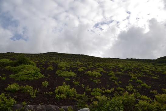富士山 富士登山 五合目 吉田口