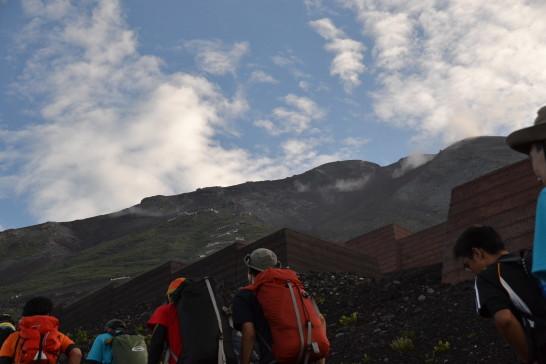 富士山 富士登山 初心者