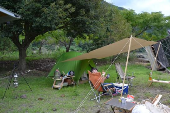 キャンプ テント タープ モンベル タトンカ