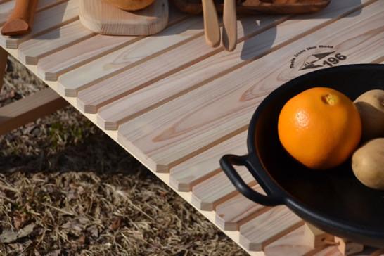 木製 テーブル 折りたたみ
