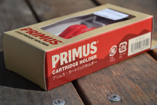 PRIMUS プリムス カートリッジホルダー