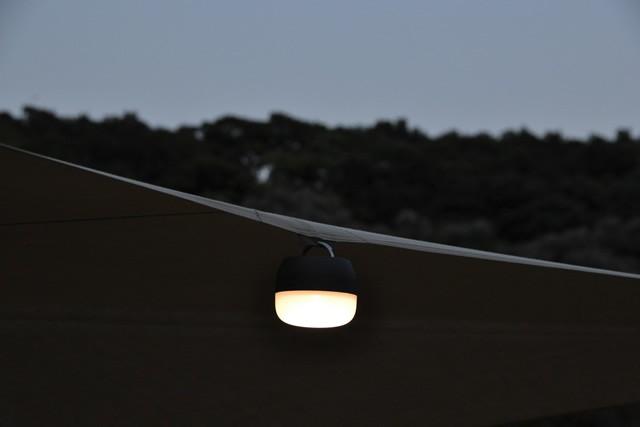 LEDランタン キャンプ アウトドア 丸