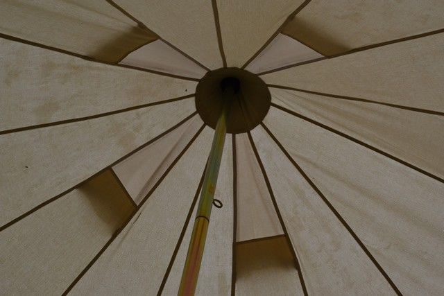 ベルテント キャンバスキャンプ シブレー