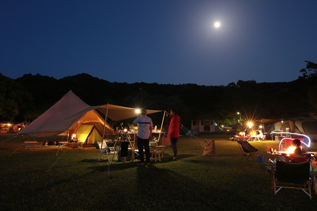 キャンプ 高知