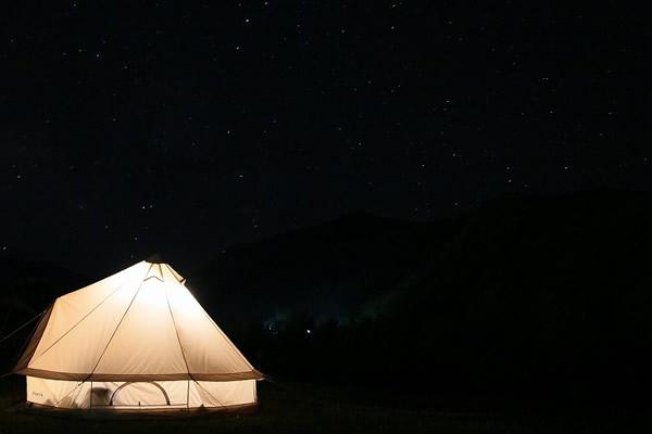 キャンプ ふるさと交流センター