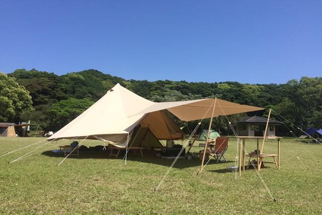ベルテント キャンバスキャンプ シブレー 500 スタンダード