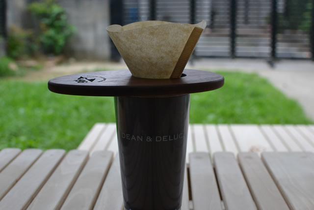 キャンプ コーヒーミル ドリップ