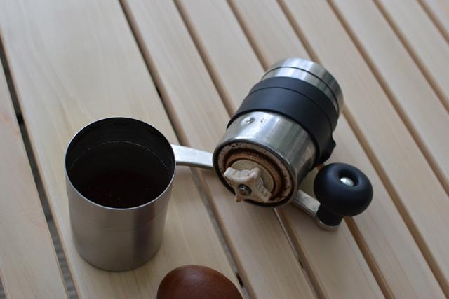 コーヒー ドリップ キャンプ