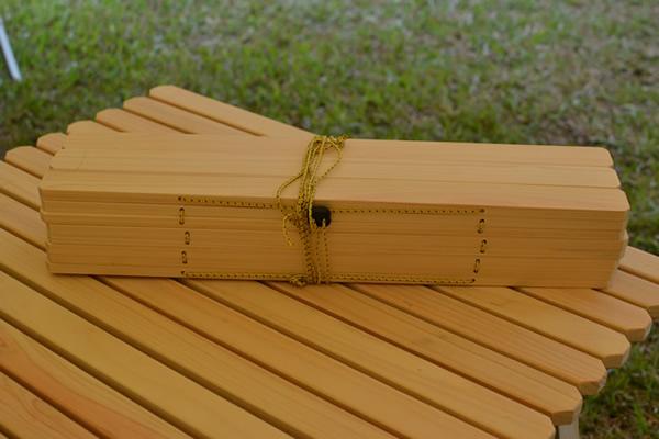 キャンプ 風防 ウィンドスクリーン 木製 ウッド 折りたたみ