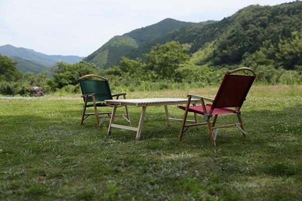 キャンプ テーブル ウッドテーブル 木製テーブル