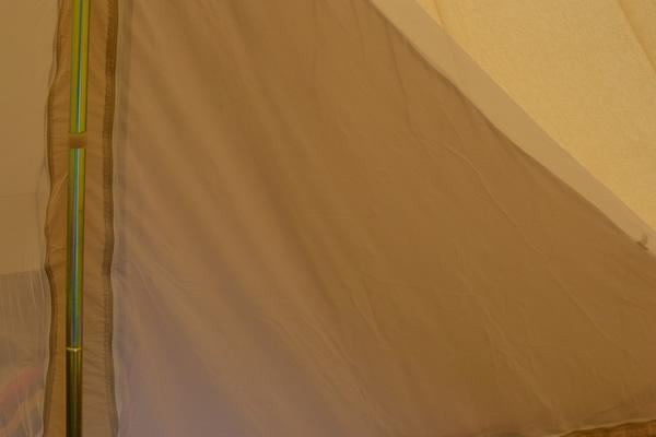 ベルテント キャンバスキャンプ シブレー500 インナーテント 1/4 スタンダード CanvasCamp Sibley 500