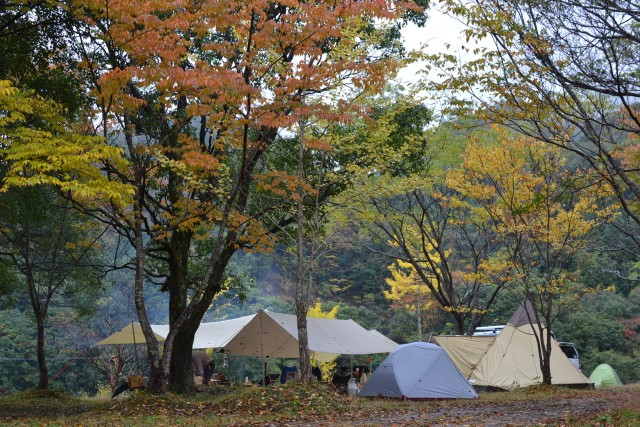 高知 キャンプ 四万十 三島
