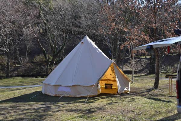 ベルテント キャンバスキャンプ シブレー500