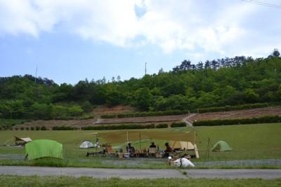 196 キャンプ 高知 グリーンパークほどの