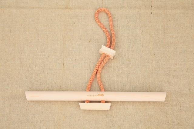 196 キャンプ キャンプ用品 キャンプ道具 アウトドア 木製 ひのき ハンガー ザックハンガー