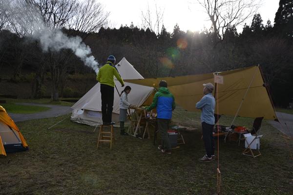 196 キャンプ ひのき 焚き火 新商品 高知 竹 バンブー オードブルプレート まな板
