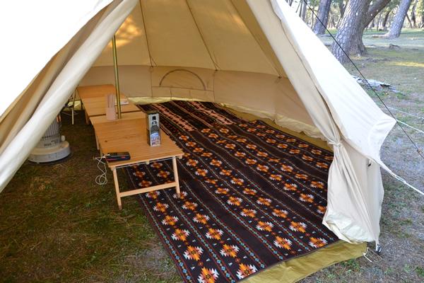 ベルテント キャンバスキャンプ シブレー 500 コロナ 石油ストーブ
