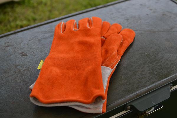 焚き火 グローブ 手袋 革 格安 アマゾン