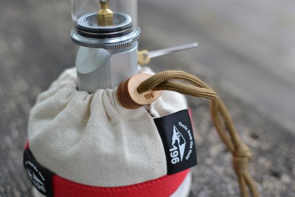 キャンプ ガスカートリッジ ガス缶 OD缶 カバー おしゃれ ノクターン ルミエール ランタン